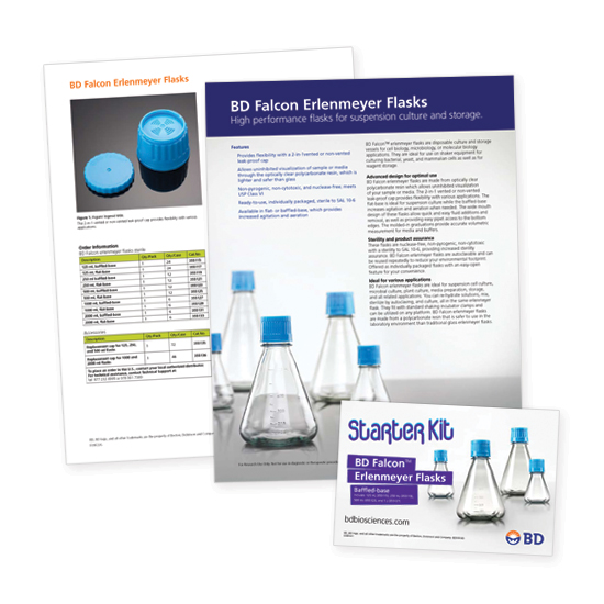 BD Biosciences: Product Specific Direct Mailers, Data Sheets & Inserts
